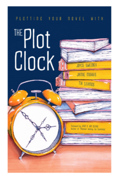 book cover Plotting Your Novel with The Plot Clock