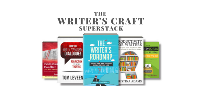 books included in the writers craft superstack