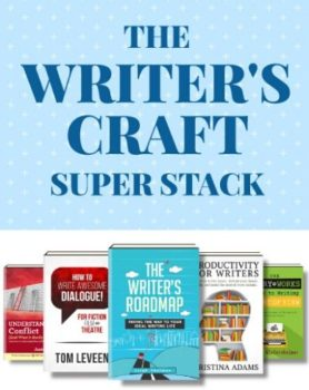 The writer's craft super stack graphic